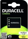Duracell Li-Ion 700mAh für Olympus Li-40B/Nikon EN-EL10