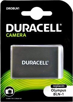 Duracell Li-Ion Akku 1140mAh für Olympus BLN-1