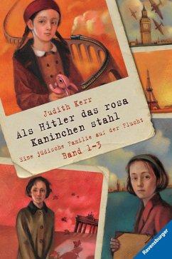 Als Hitler das rosa Kaninchen stahl, Band 1-3 (eBook, ePUB) - Kerr, Judith