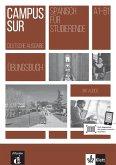 Campus Sur A1-B1. Übungsbuch + Audios