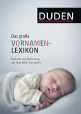Duden - Das große Vornamenlexikon (eBook, ePUB)