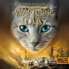 Der vierte Schüler / Warrior Cats Staffel 4 Bd.1 (MP3-Download) - Hunter, Erin