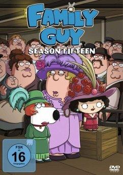 Family Guy - Season 15 DVD-Box