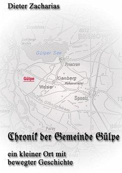 Chronik der Gemeinde Gülpe (eBook, ePUB) - Zacharias, Dieter