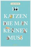 111 Katzen, die man kennen muss (Mängelexemplar)