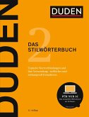 Duden - Das Stilwörterbuch (E-Book) (eBook, PDF)