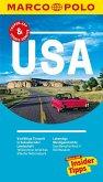 MARCO POLO Reiseführer USA (eBook, PDF)