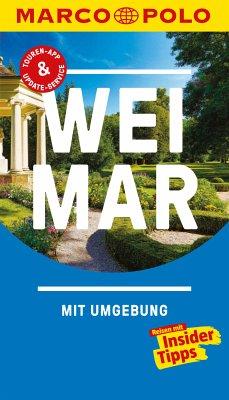 MARCO POLO Reiseführer Weimar (eBook, PDF) - Wurlitzer, Bernd; Sucher, Kerstin