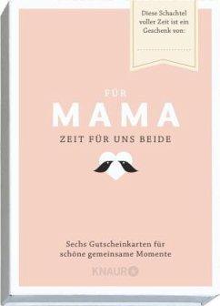Für Mama - Vliet, Elma van