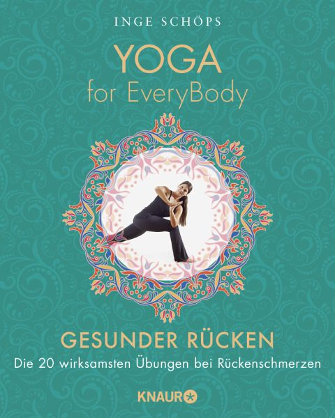 Yoga for EveryBody - Gesunder Rücken - Schöps, Inge