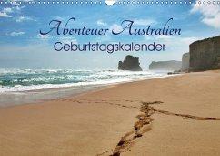 Abenteuer Australien - Geburtstagskalender (Wan...