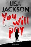 You will pay - Tödliche Botschaft (eBook, ePUB)