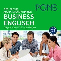 PONS Der große Audio-Intensivtrainer BUSINESS E...