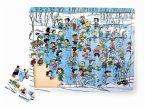 Peanuts Puzzle Winter (Kinderpuzzle)