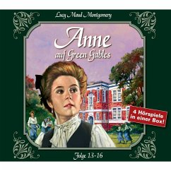 Anne auf Green Gables, Sammelband Folge 13 - 16 (MP3-Download) - Montgomery, Lucy Maud