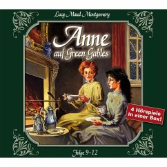 Anne auf Green Gables, Sammelband Folge 9 - 12 (MP3-Download) - Montgomery, Lucy Maud