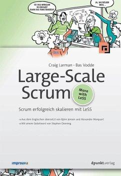 Large-Scale Scrum (eBook, PDF) - Larman, Craig; Vodde, Bas