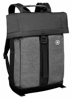 Wenger Metro Laptop Backpack schwarz