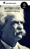 Mark Twain: The Complete Novels (Black Horse Classics) (eBook, ePUB)