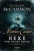 MATTHEW CORBETT und die Hexe von Fount Royal (Band 2) (eBook, ePUB)