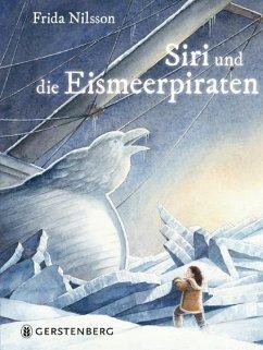 Siri und die Eismeerpiraten - Nilsson, Frida