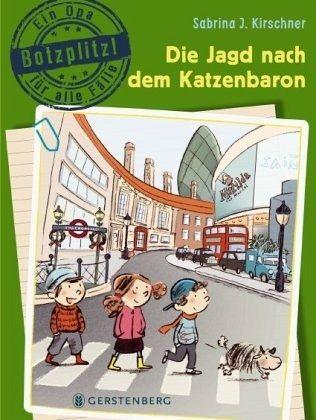 Buch-Reihe Botzplitz! Ein Opa für alle Fälle