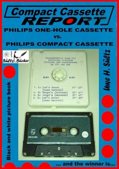 Compact Cassette Report - Philips One-Hole Cassette vs. Compact Cassette Norelco Philips