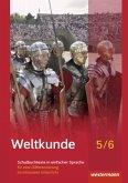 Weltkunde 5 / 6. Schulbuchtexte in einfacher Sprache mit CD-ROM. Gemeinschaftsschulen. Schleswig-Holstein