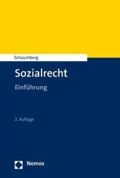 Sozialrecht - Schaumberg, Torsten