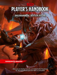 Dungeons & Dragons Player's Handbook - Spielerhandbuch - Wyatt, James; Schwalb, Robert J.; Bruce R., Cordell