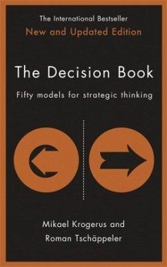 The Decision Book - Krogerus, Mikael; Tschäppeler, Roman