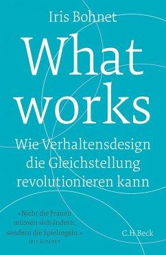 What works - Bohnet, Iris