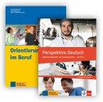 Berufssprachkurs Deutsch A2/B1. Vorteilspaket für das Spezialmodul A2/B1 (DeuFö)