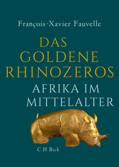 Das goldene Rhinozeros - Fauvelle, François-Xavier