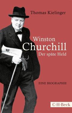 Winston Churchill - Kielinger, Thomas