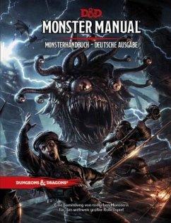 Dungeons & Dragons Monster Manual - Monsterhandbuch - Sims, Chris; Thompson, Rodney; Peter, Lee; Schwalb, Robert J.; Sernett, Matt; Townshend, Steve; Wyatt, James