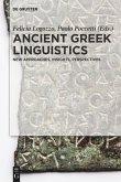Ancient Greek Linguistics