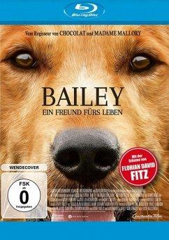 Bailey - Ein Freund fürs Leben - Britt Robertson,K.J.Apa,Dennis Quaid