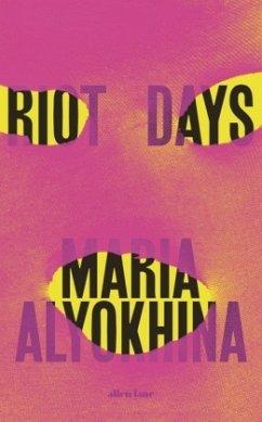 Riot Days - Alekhina, Maria