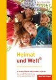 Heimat und Welt Plus 5 / 6. Schulbuchtexte in einfacher Sprache 5/6 mit CD-ROM. Grundschulen. Berlin und Brandenburg
