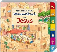 Mein kleines Bibel-Wimmelbuch von Jesus - Abeln, Reinhard
