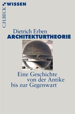 Architekturtheorie - Erben, Dietrich