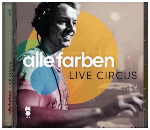 alle farben live circus auf audio cd portofrei bei b. Black Bedroom Furniture Sets. Home Design Ideas