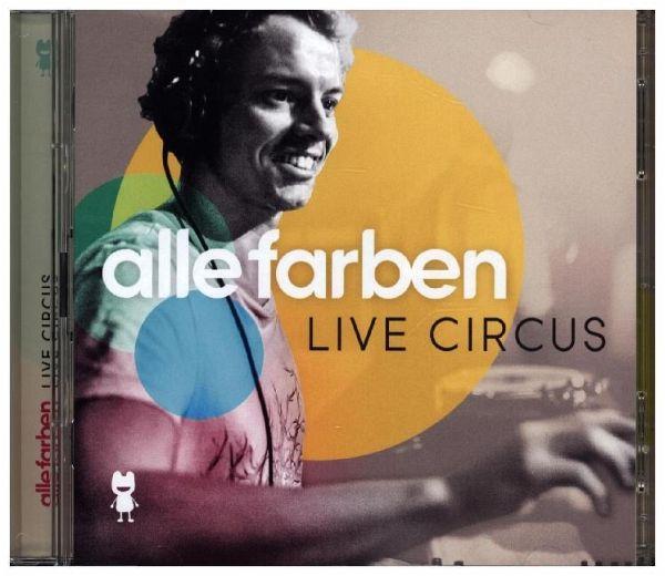 alle farben live circus auf audio cd portofrei bei b. Black Bedroom Furniture Sets. Home Design Ideas