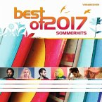 Best Of 2017 - Sommerhits, 2 Audio-CDs