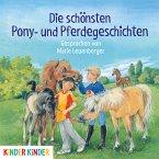 Die schönsten Pony- und Pferdegeschichten (MP3-Download)
