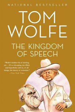 The Kingdom of Speech (eBook, ePUB) - Wolfe, Tom