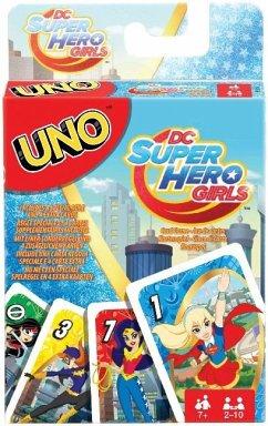 UNO DC Super Hero Girls (Kartenspiel)