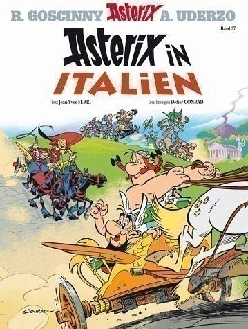 Buch-Reihe Asterix Kioskedition