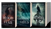 The Blood Rage Series Boxed Set (eBook, ePUB)